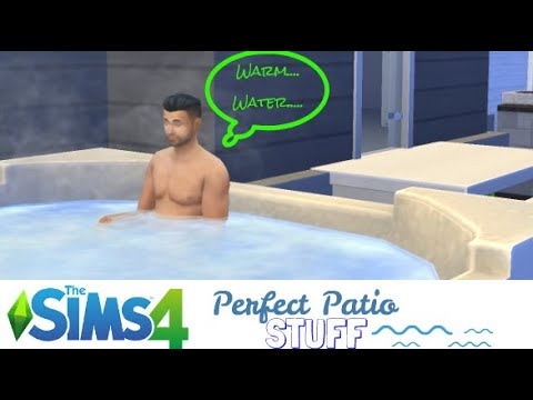 The Sims 4 Perfect Patio Stuff Only!! |