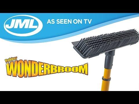 Rubber Wonderbroom from JML
