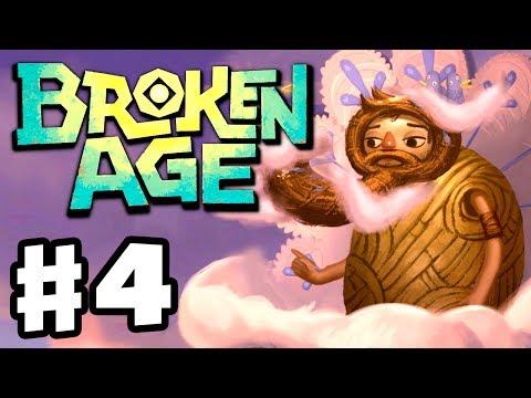 Lightbeard And Golden Eggs - Broken Age Gameplay Walkthrough Part 4 (PC, IOS, Android)