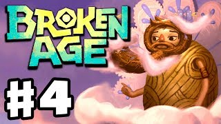 Lightbeard and Golden Eggs - Broken Age Gameplay Walkthrough Part 4 (PC, iOS, Android)