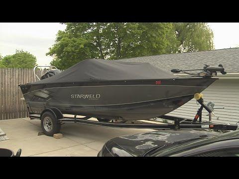 A boat storage nightmare