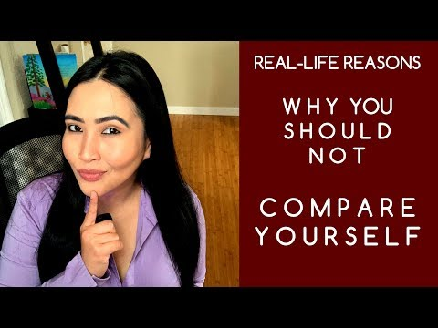 why-you-should-not-compare-yourself-to-others-2019-|-stop-comparing-yourself!