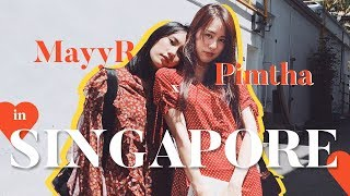 สิงคโปร์นั้นโก้จริงๆตื่อดึดตื๊ดดึดตื๊อดือดื่อดือ-mayyr-x-pimtha-in-singapore