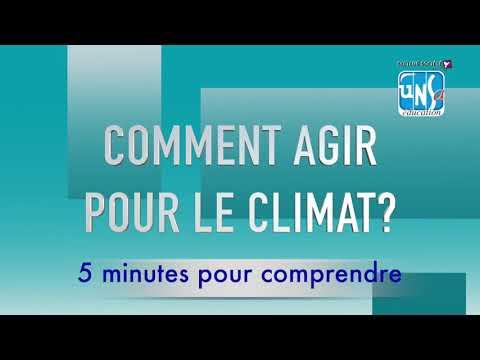 """""""Comment agir pour le climat ?"""" avec Corinne Le Quéré du Haut Conseil pour le Climat."""