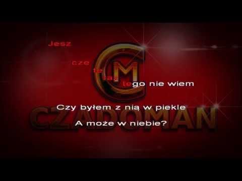 CZADOMAN - KARAOKE - Ruda tańczy jak szalona ( Official )