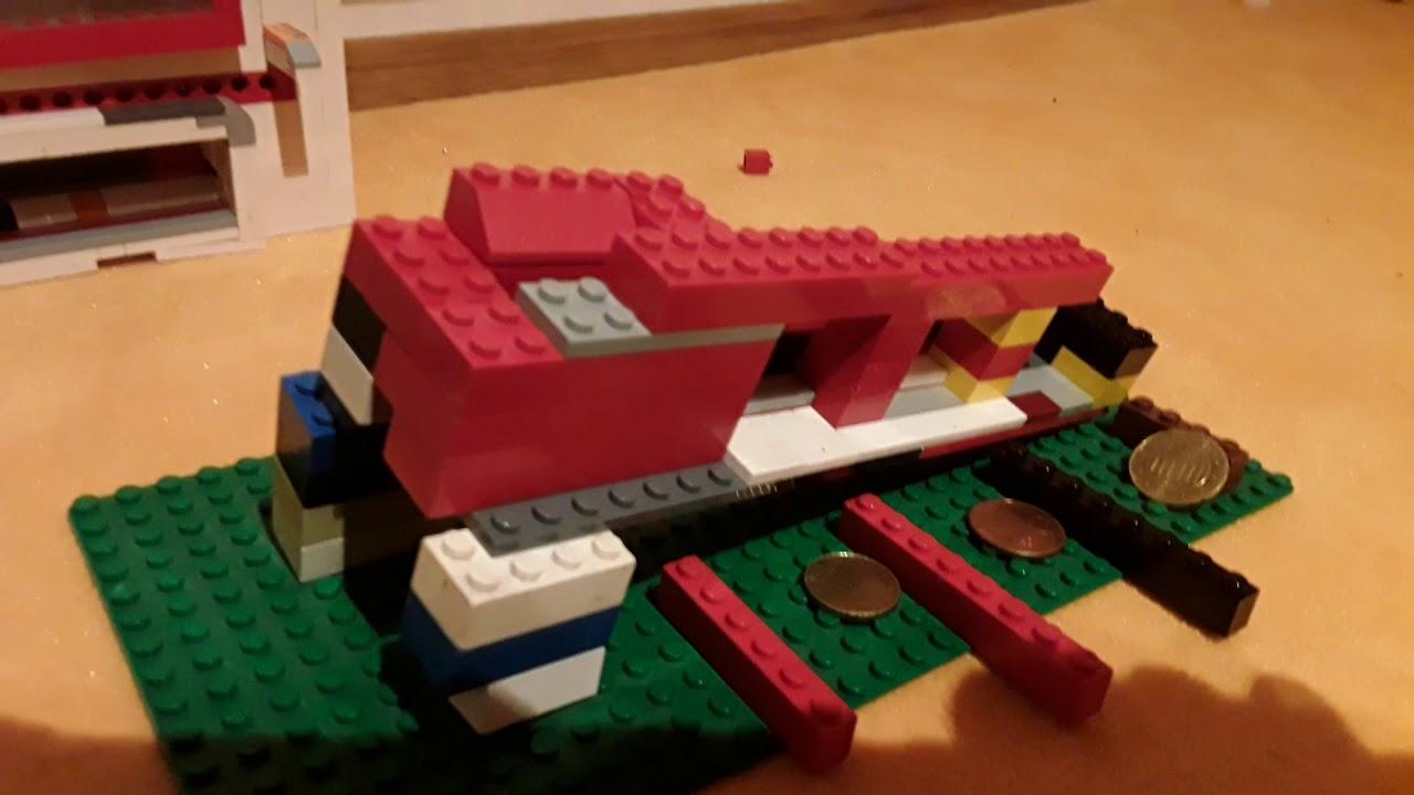 Lego Geldsortiermaschine Mit Anleitung Youtube