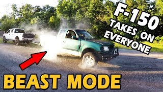 $500 Ford F150 vs EVERYTHING | Truck Central