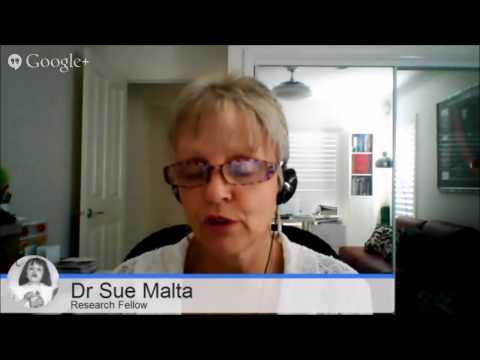 Applied Sociology Career in Health & Ageing: Dr Sue Malta