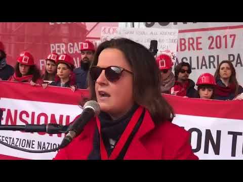Intervento di Gigia Bucci  Segretario generale della CGIL di BARI # 2