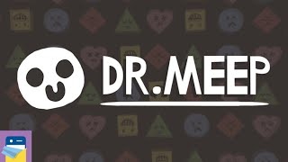 DR. MEEP: iOS / Android Gameplay Part 2 (by HyperBeard Games)