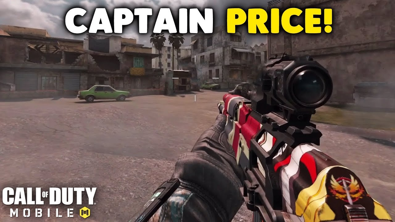 Nuking with the NEW CAPTAIN PRICE SET in Call of Duty Mobile! thumbnail