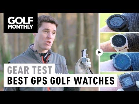 Best GPS Golf Watches   Gear Test   Golf Monthly