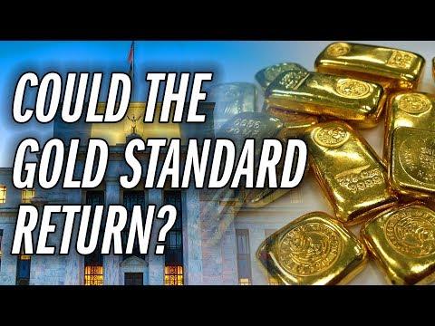 Is America Secretly Planning On Bringing Back The Gold Standard?