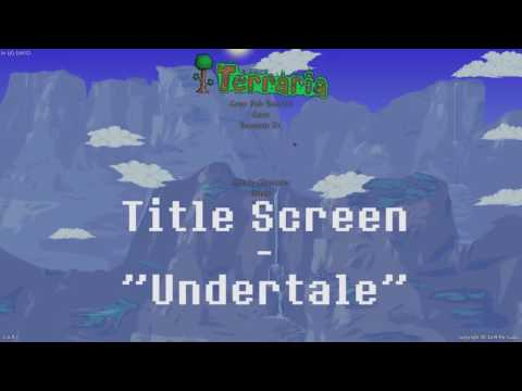 What If Terraria Had The Music Of Undertale?