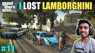 POLICE TAKE MY LAMBORGHINI   GTA V GAMEPLAY #11