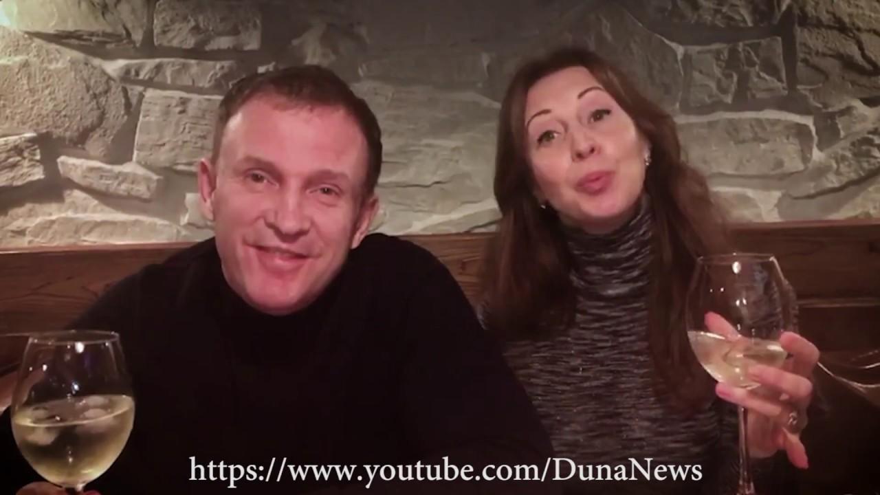 Группа Дюна / Виктор Рыбин и Наталья Сенчукова
