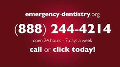 After Hour Dentist in Norfolk, VA - Call 24/7  (888) 244-4214