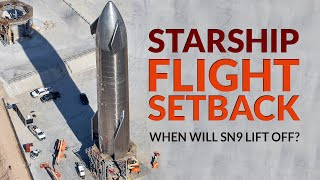 SpaceX Starship SN9 Flight setback, CRS-21 return, Blue Origin NS-14
