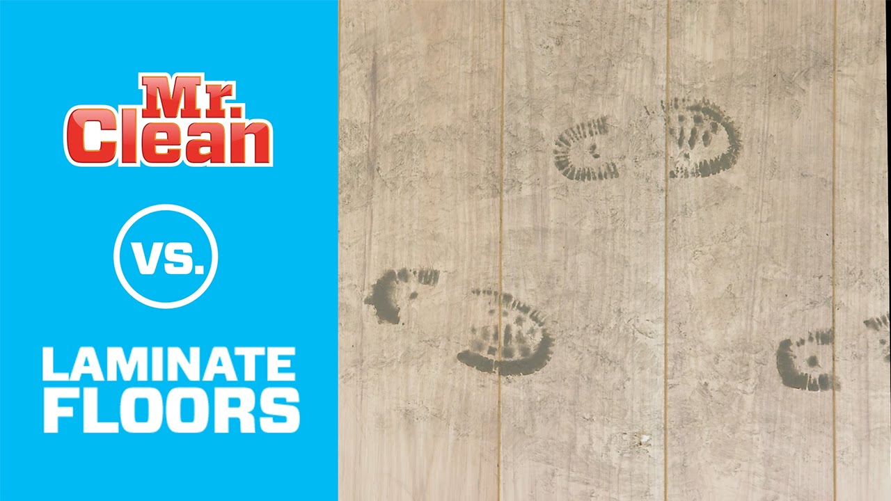 Cleaning Laminate Floors With Vinegar image titled clean laminate floors step 1 How To Clean Laminate Floors Mr Clean