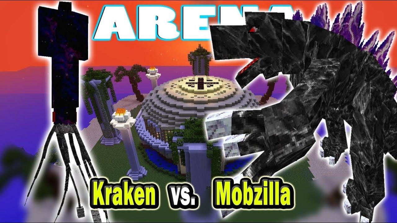 how to avoid kraken minecraft