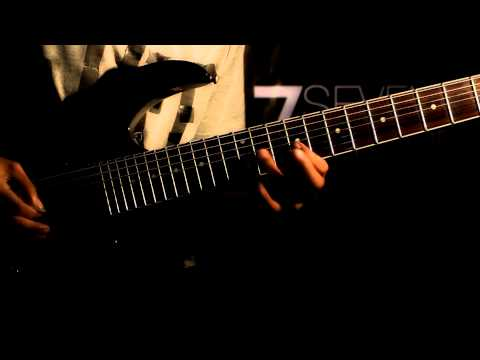 Jeje GuitarAddict ( @Jefriirsyad ) - Rock/Metal Guitar Lesson 1 (Tutorial Gitar)
