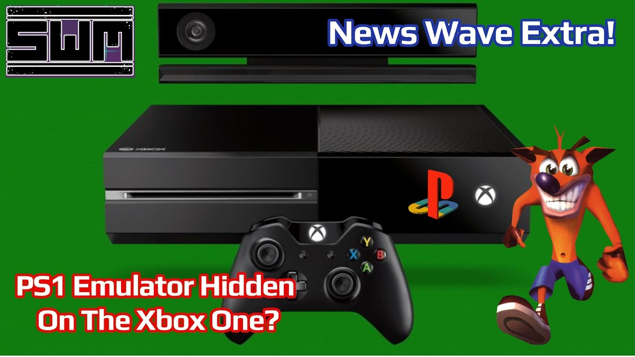 News Wave Extra! - PS1 Emulator Hidden On The Xbox One?
