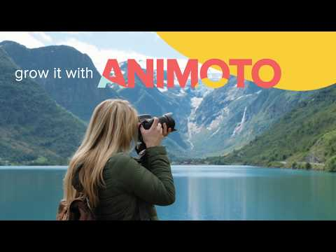 Make Marketing Videos That Impress With Animoto