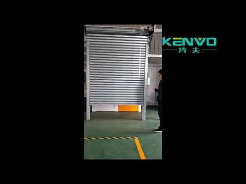 Industrial Steel Roller Shutter Door or Rolling Door