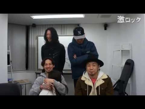 The BONEZ 『Beginning』リリース!―激ロック 動画メッセージ