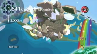 Beautiful Katamari - DLC Levels - Dangerous Colony (100 points) [HD]