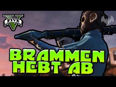 BRAMMEN HEBT AB - ♠ GTA V ONLINE SEASON 2 ♠ - Let's Play GTA V Online - Dhalucard