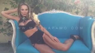Marina Pamo, Ryan Dwyer photoshoot for cover