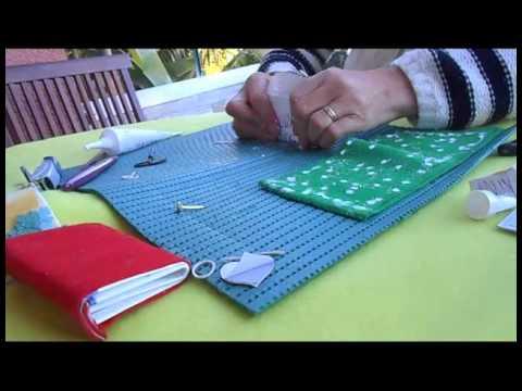 Porte monnaie wallet en brique de lait tissu en 6 minutes chrono youtube - Porte monnaie en tissu ...