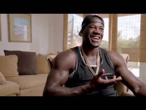 E:60 - Deontay Wilder's rise from Red Lobster to Champ