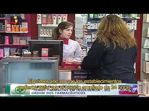 Farmacias en Portugal: Caída de ventas y remuneración variable