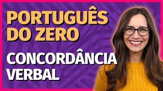 CONCORDÂNCIA VERBAL    Aula de Português para concursos, vestibulares, ENEM