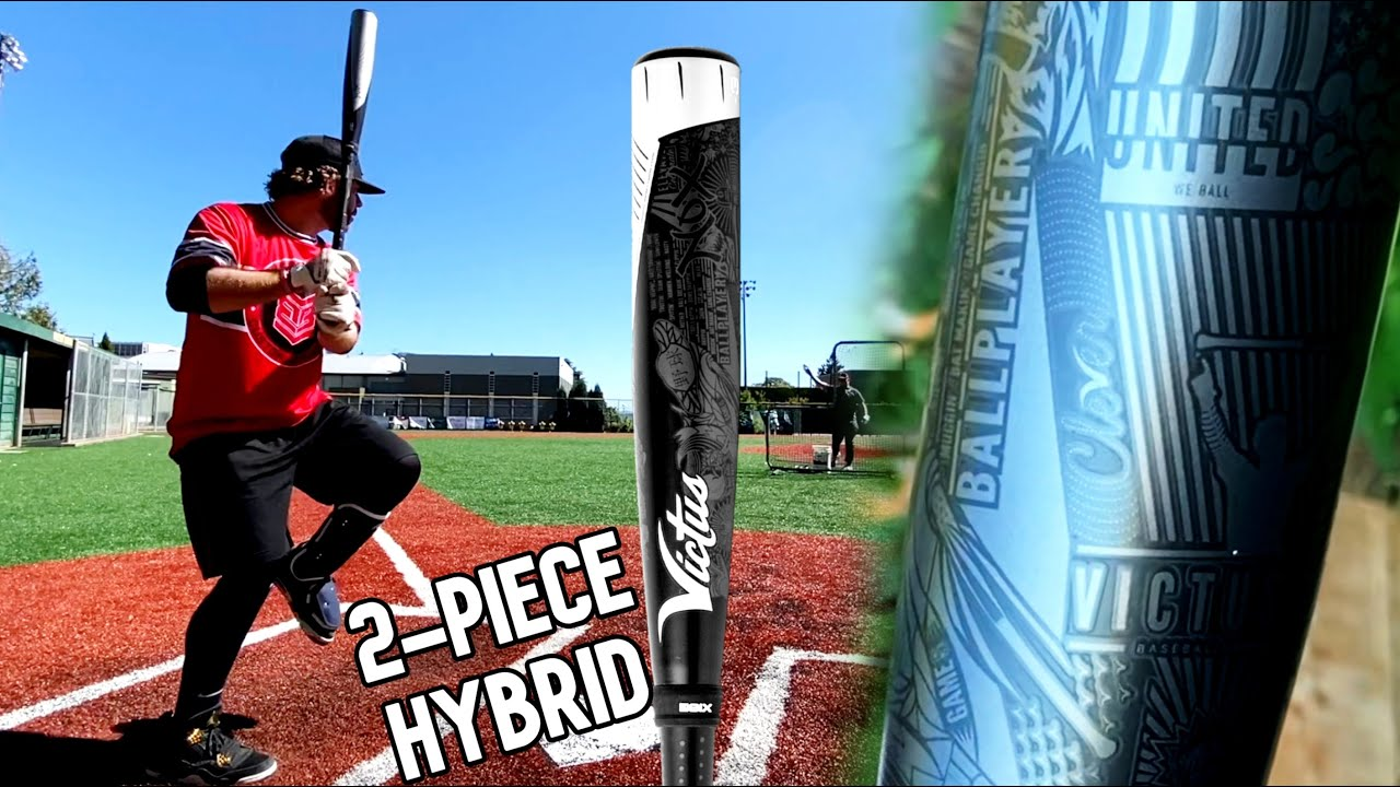Hitting with the 2021 VICTUS NOX - BBCOR Baseball Bat Reviews