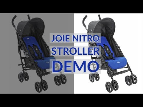 joie-nitro-stroller-unboxing-and-demo