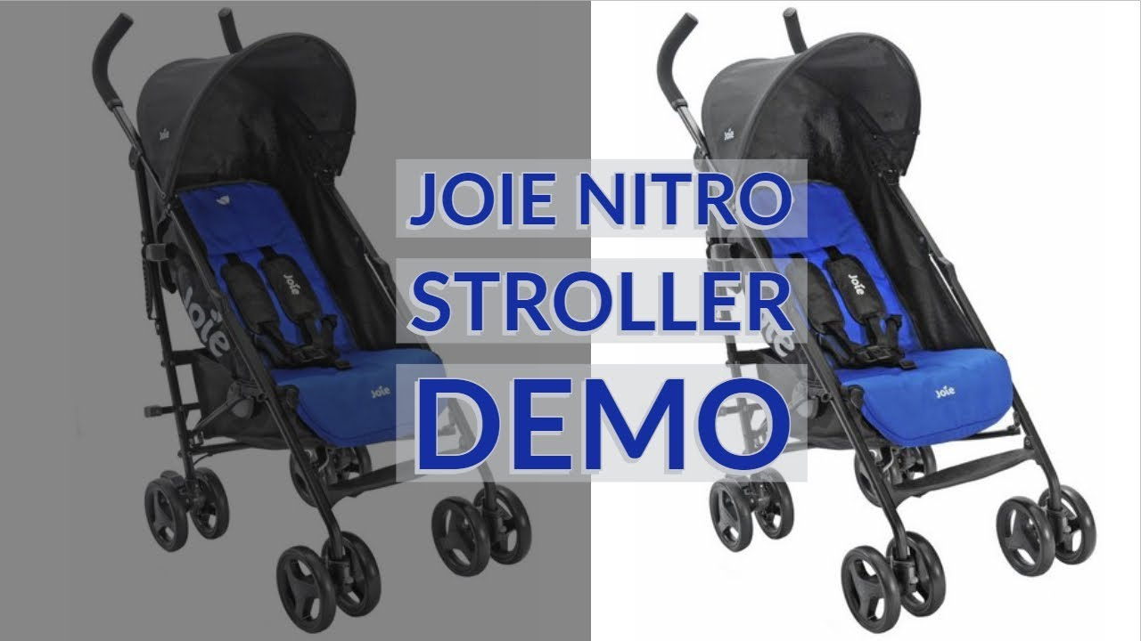 Buggy Joie Leicht Snapshot Joie Chrome Plus By Pushchair Expert