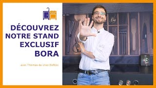 5 questions sur les hottes intégrées aux taques de cuisson BORA