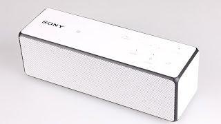 sony parlante - SRS-X33 unboxing en espaol