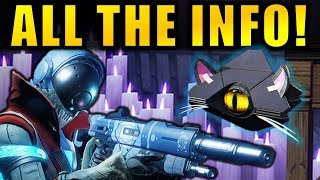 Destiny 2: *NEW* Festival of the Lost Info! - New Weapon, Activity, Powerful Gear & More!