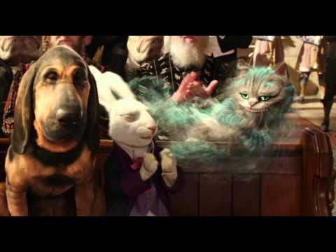 """Alice Através do Espelho - """"Tic Tac"""" - 26 de maio nos cinemas"""