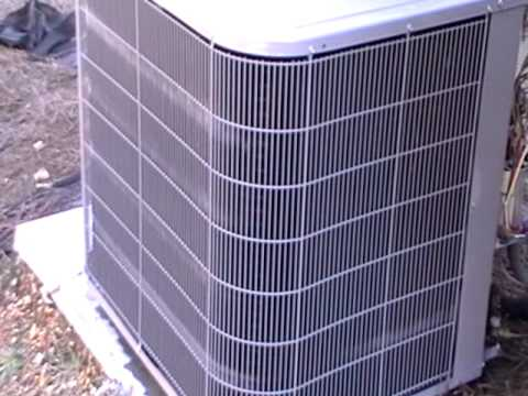 Carrier Heat Pump Defrost Cycle Explained