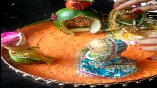 MAKING OF PUJA THALI WITH VEGETABLES