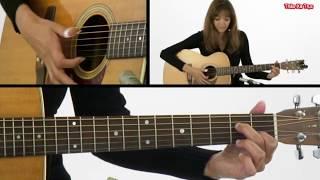 [Guitar] Bài 2 Hướng dẫn các thế bấm hợp âm mở trong Guitar