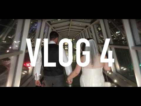 WHEN WE WENT TO A WEDDING - VLOG 4 | GENUINELY GAGE