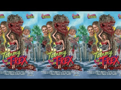 Tammy and the T Rex : Gore Cut [Trailer] - the return of THE GOOD BAD MOVIE CLUB