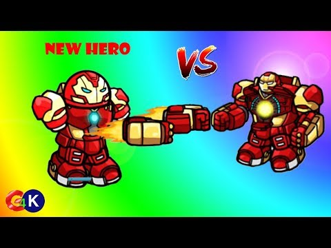 HERO Wars Super Stickman || Unlock New Hero BUSTER MK2