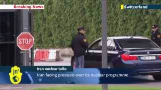 Atomic Iran Geneva Talks: Latest Round Of Talks Comes As Tehran Seeks Easing Of Sanctions